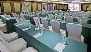 Classroom Wide Business Seminar